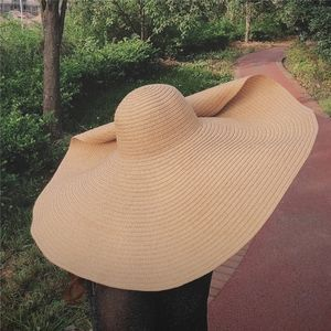 Oversized beach Hat